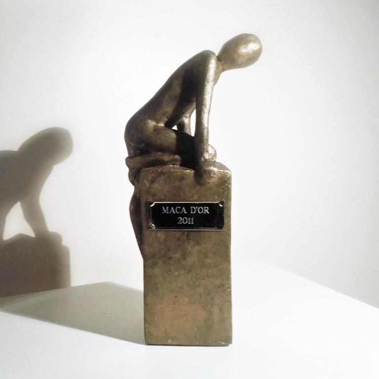 MACA D'OR - ORIGINAL - 2011