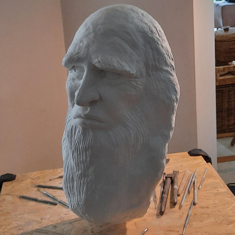 Léonard de Vinci et Isabelle Nell