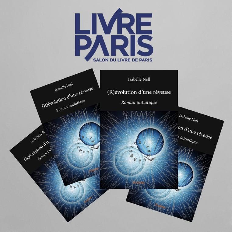 Salon du livre de Paris Isabelle Nell Symbolisme