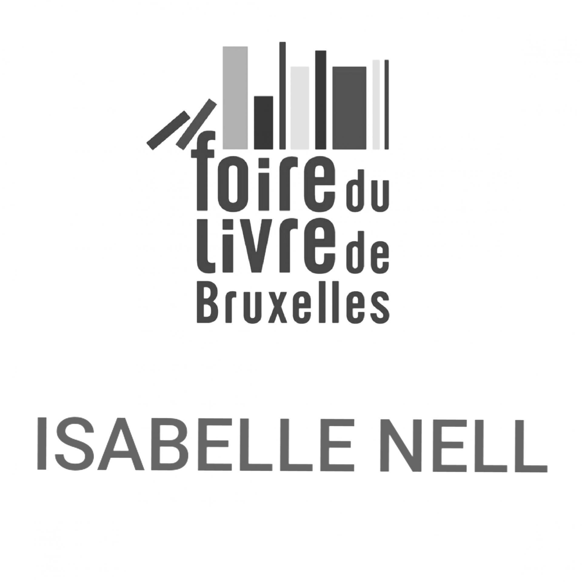 La Foire du Livre de Bruxelles Isabelle Nell